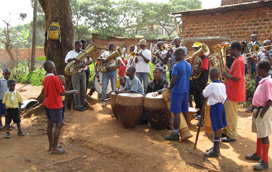 MLisada Brass band
